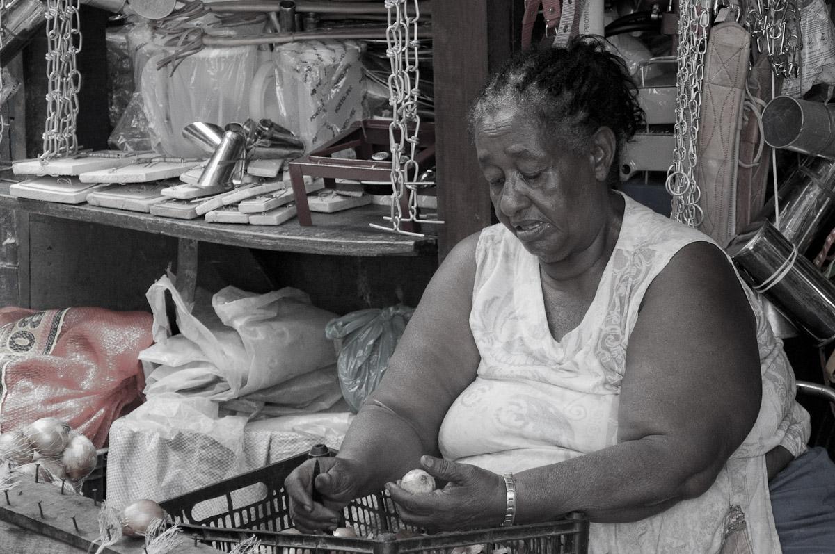 Mercado San Salvador de Bahía